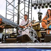shauna sweeney band at sunfest